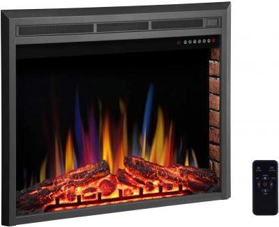 R.W.FLAME 36 Electric Fireplace