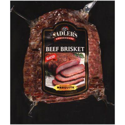 Sadler's Smokehouse Beef Brisket