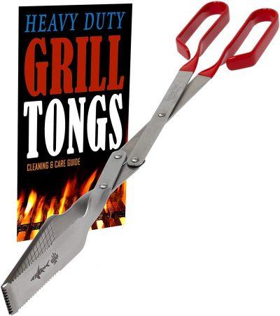 Shark BBQ Grill Tongs