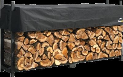 ShelterLogic Ultra-Duty Firewood Storage