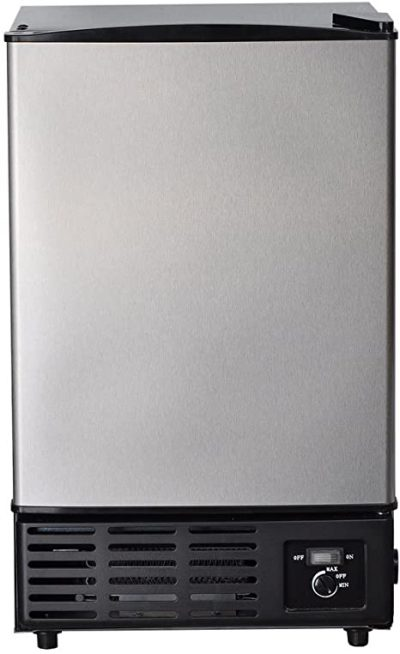 Smad Portable Commercial Under Counter Ice Maker