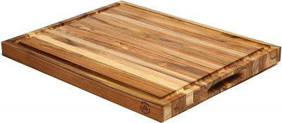 Sonder Large Teak Wood Cutting Board