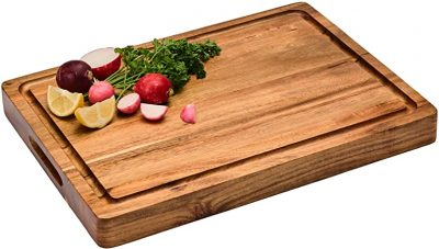 Sonder Multipurpose Wood Cutting Board