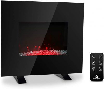 Sunday Living 26-Inch Electric Fireplace