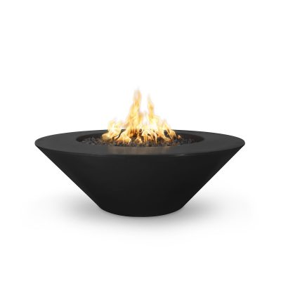 Top Fires by The Outdoor Plus Cazo 48-Inch Propane Fire Pit
