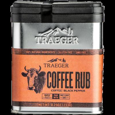Traeger Grills Coffee BBQ Rub