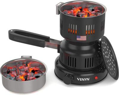 Venyn Hibachi Multipurpose Charcoal Burner