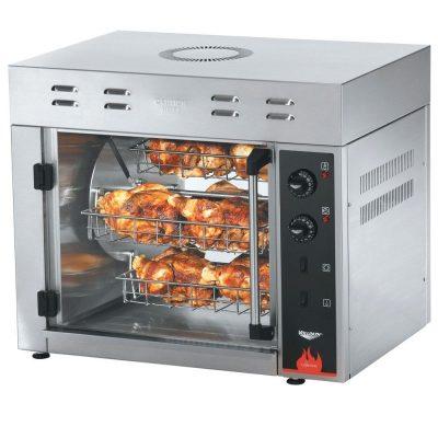 Vollrath 8-Bird Electric Countertop Rotisserie Oven