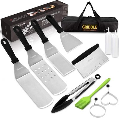 Vomelon Griddle Grill Accessories Kit
