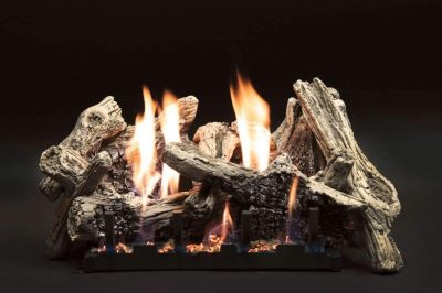 White Mountain Hearth By Empire 18-Inch Driftwood Gas Log Set