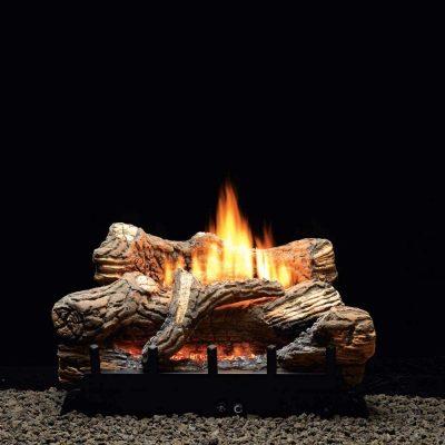 White Mountain Hearth By Empire 18-Inch Flint Hill Gas Log Set