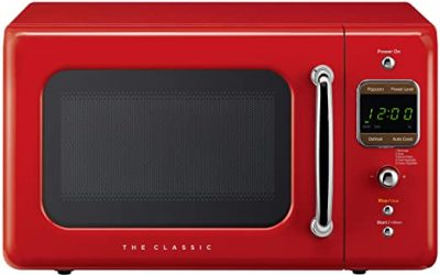 Winiadaewoo Electronics Retro Microwave Oven