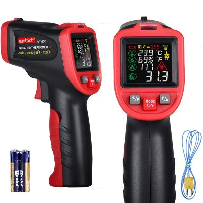 Wintact Digital Laser Infrared Thermometer
